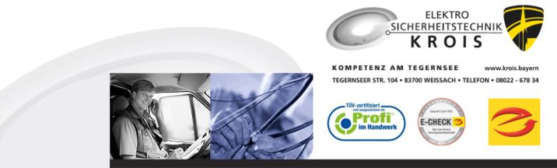 Krois Elektro Sicherheitstechnik e Plan3R GmbH & Co. KG